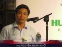 Tham luận của Ông Nguyễn Mạnh Khởi