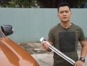 """[Video] Cách thay """"lá lúa"""" tiết kiệm chi phí"""