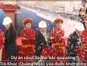Quảng Ngãi làm cầu hơn 2.200 tỷ bắc qua sông Trà Khúc