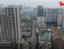 Hà Nội 'ngộp thở' với chung cư cao tầng