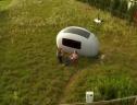 Căn nhà di động có thể vận chuyển bằng máy bay