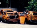 Những hình ảnh hiện tại của chung cư Carina Plaza sau khi cháy làm 13 người chết