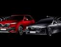 VinFast chính thức công bố tên gọi 2 mẫu xe là LUX A2.0  và LUX SA2.0