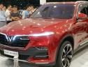 Soi SUV hạng sang của VinFast Lux SA 2.0 vừa có mặt tại TP. HCM