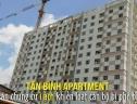 Tân Bình Apartment - Dự án chung cư ì ạch khiến loạt cán bộ bị phê bình