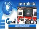 Bản tin dự án tuần 4 tháng 9: Khởi công dự án Edenia Resort