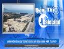 BẢN TIN CAFELAND: Động thổ dự án 4.300 căn hộ Saigon Sports City