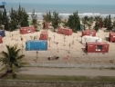 Xử phạt 70 triệu đồng doanh nghiệp lắp đặt sai phép 130 thùng container ở rừng phòng hộ