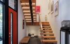Bố trí cầu thang cho nhà ống và nhà phố hẹp