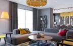 Cách sử dụng màu xám hiệu quả trong thiết kế nội thất