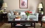 5 gợi ý làm mới phòng khách đón Tết