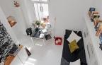 Nhà chỉ 17 m2, trang trí sao cho đẹp?
