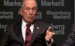 Tỷ phú Bloomberg và phát ngôn về tiền gây sốc