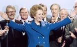 """'Bà đầm thép"""" Thatcher là người có tầm ảnh hưởng nhất thế giới"""