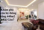 Có gì trong căn lofthouse 440m2 ở Sài Gòn?