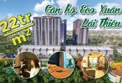 """Trải nghiệm căn hộ 22 triệu/m2 """"mát lạnh không cần điều hòa"""" tại Eco Xuân Lái Thiêu"""