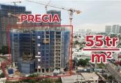 """55 triệu đồng/m2, dự án Precia có phải là lựa chọn """"Vàng""""?"""