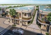 Dự án Taka Garden Riverside Homes Long An