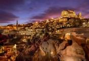 Độc đáo khách sạn hang động ở Thổ Nhĩ Kỳ