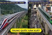 Cùng là Trung Quốc sản xuất, đường sắt Cát Linh - Hà Đông khác đường sắt của Lào như thế nào?