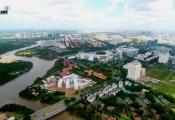 Thị trường bất động sản thu hút vốn FDI tăng mạnh