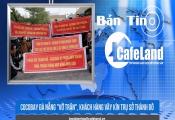 """BẢN TIN CAFELAND: Cocobay Đà Nẵng """"vỡ trận"""", khách hàng vây kín trụ sở Thành Đô"""
