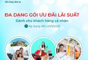Kienlong Bank ưu đãi lãi suất dành cho khách hàng cá nhân