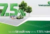 Vietcombank triển khai chương trình ưu đãi
