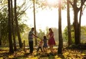 Những hình ảnh đẹp, nghệ thuật về hạnh phúc gia đình