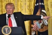 """Tổng thống Trump """"dường như đang thua"""" trong cuộc chiến với truyền thông"""