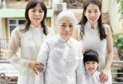Gia đình nữ doanh nhân giữ nghề thêu trên phố cổ Hà Nội
