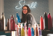 Bí quyết làm giàu của nữ doanh nhân tự thân Sarah Kauss