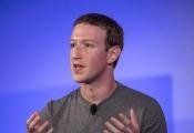 """Tỷ phú Mark Zuckerberg: """"Tôi thành công là nhờ may mắn"""""""