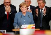 Thủ tướng Đức Merkel sẽ tái đắc cử nhiệm kỳ 4