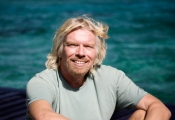 Tỷ phú chơi ngông Richard Branson: 'Hãy gạt bỏ tư tưởng làm việc vì tiền'