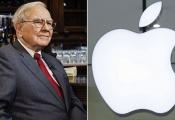 Thất vọng vì IBM, Warren Buffett tiếp tục đặt cược vào Apple
