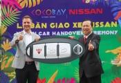 Nissan Việt Nam bàn giao xe hợp tác chiến lược với Cocobay Đà Nẵng