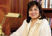 Nữ tỷ phú tự thân duy nhất của Ấn Độ làm giàu với 200 USD