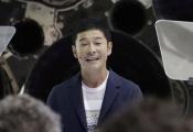 Tỷ phú Nhật thành người đầu tiên du lịch mặt trăng cùng SpaceX