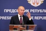 Bất ngờ tỷ lệ tin tưởng ông Putin