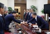 Tổng thống Hàn Quốc đề nghị làm rõ lý do cản trở Mỹ - Triều ra tuyên bố chung tại Hà Nội