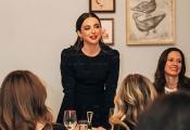 """Nữ CEO 32 tuổi: """"Tôi cố học hỏi từ người giỏi, kể cả khi sợ hãi"""""""
