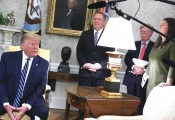 TT Trump phê chuẩn tấn công Iran, nhưng bất ngờ rút quyết định