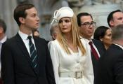 Vợ chồng con gái ông Trump kiếm được 135 triệu USD năm ngoái
