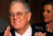 Người giàu thứ 11 hành tinh David Koch vừa qua đời ở tuổi 79
