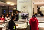 Sinh viên Trung Quốc vung tiền ở phương Tây