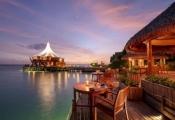 Khu nghỉ dưỡng lãng mạn nhất thế giới, giá gần trăm triệu đồng/đêm có gì?