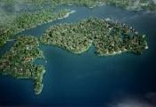 Ngọc Viên Islands: Biệt thự nghỉ dưỡng ở Ba Vì
