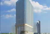Delta River Tower: Cao ốc hạng A trong trung tâm Thành phố