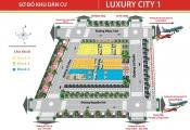 Khu dân cư Luxury City Đồng Nai